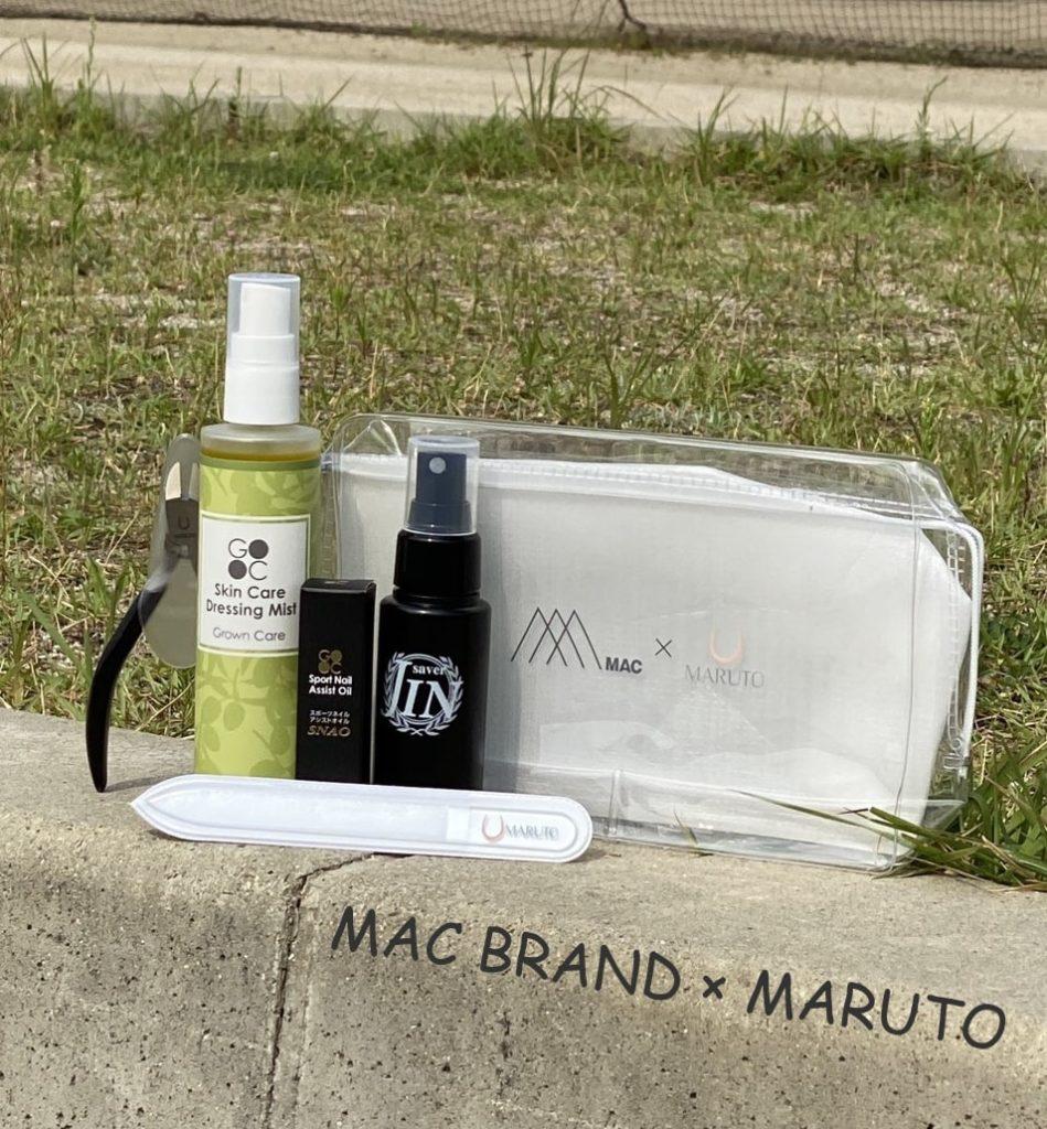 MAC BRAND × MARUTO